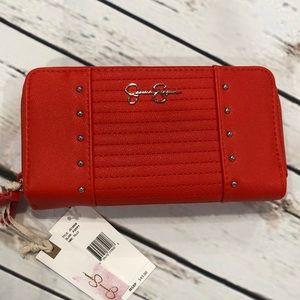 Handbags - Jessica Simpson Tilly Zip Around Wallet